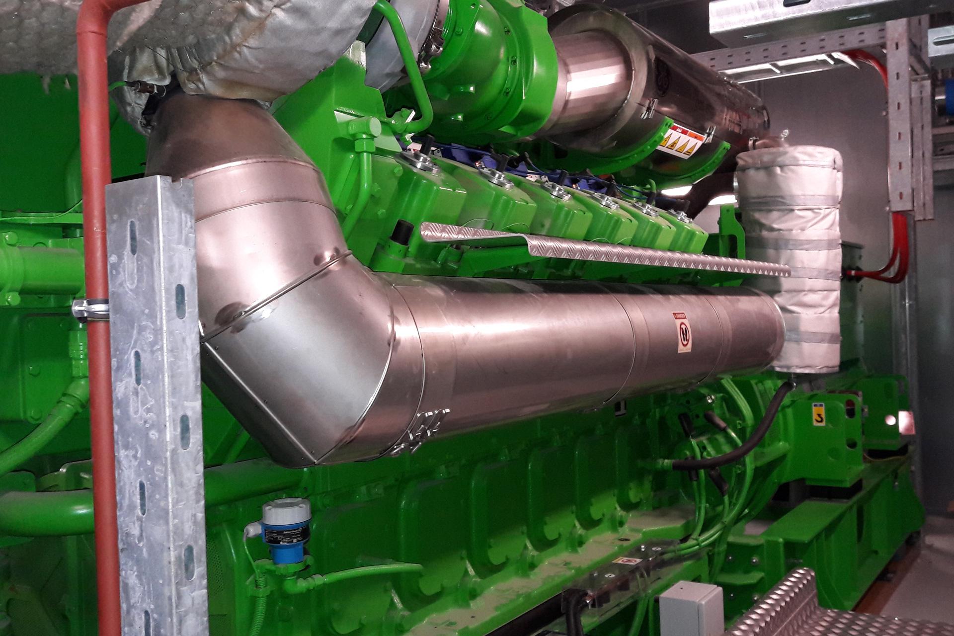 Referenzen, Blockheizkraftwerke, BHKW, 2,0 MW