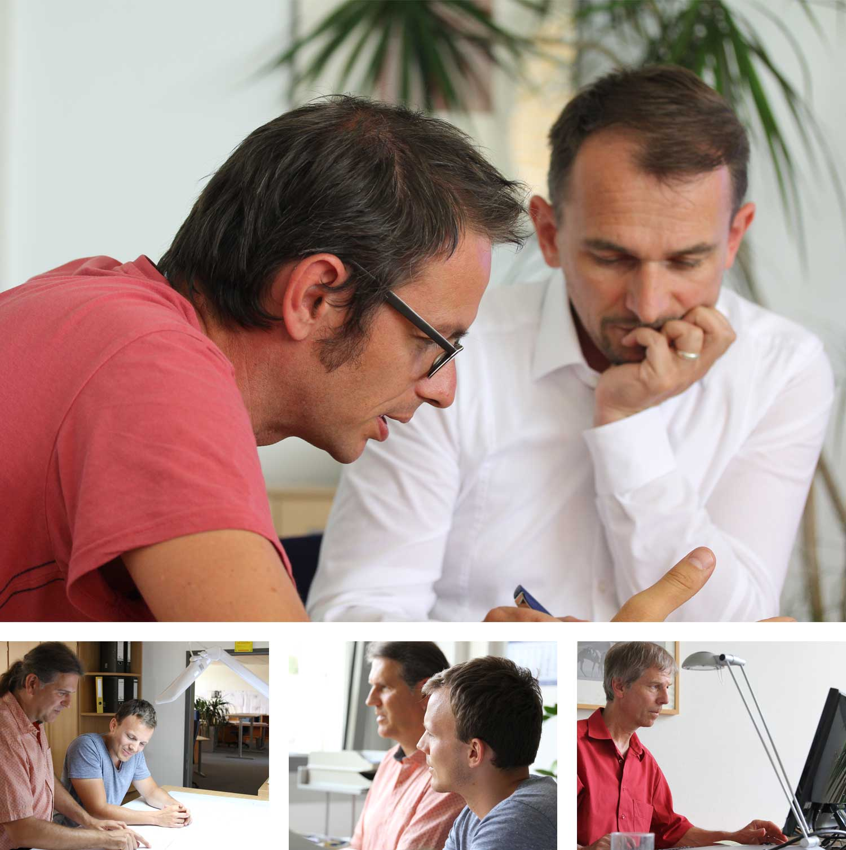 Über uns, Unternehmen, Beratung, Betreuung, Energie, Projektingenieure