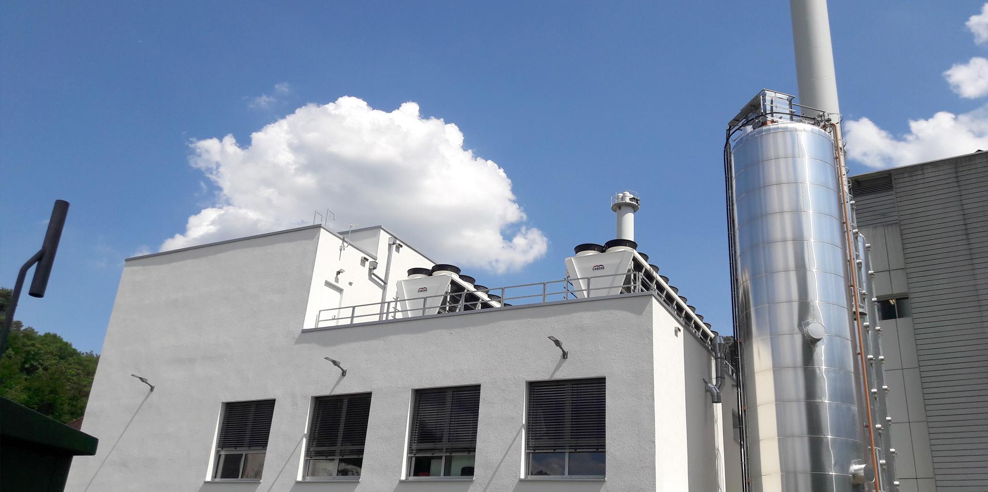 Energieerzeugung, Heizkraftwerk